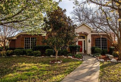 Rockwall Single Family Home For Sale: 1442 Pilgrim