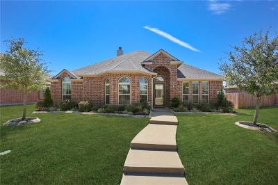 Rockwall County Single Family Home For Sale: 1361 White Water Lane