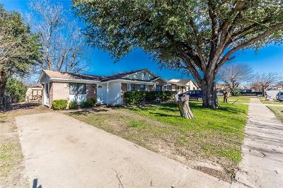 Dallas Single Family Home For Sale: 6604 La Grange Drive