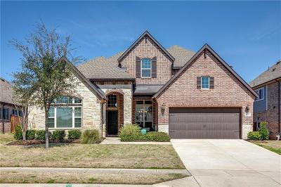 Flower Mound Single Family Home For Sale: 1728 Enchantress Lane
