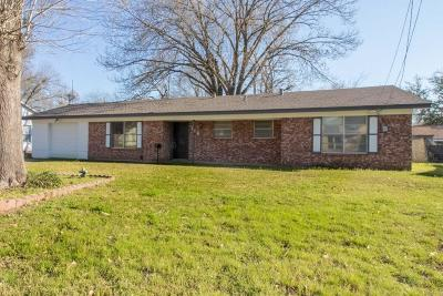 Terrell Single Family Home Active Option Contract: 116 Gantt Street