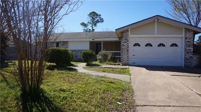 Garland Residential Lease For Lease: 1602 Pilot Way