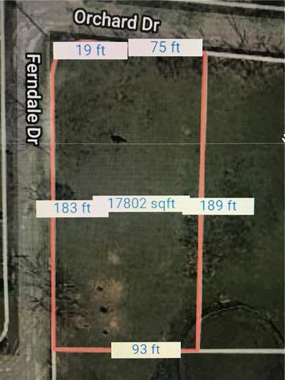 Flower Mound Residential Lots & Land Active Option Contract: 00 Orchard Drive