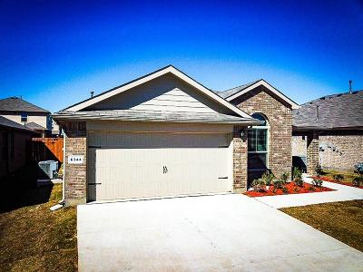Fort Worth TX Single Family Home For Sale: $234,995