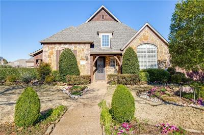 Lewisville Single Family Home Active Option Contract: 2623 Merlin Drive