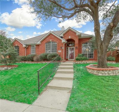 Allen Single Family Home For Sale: 1406 Capstan Drive