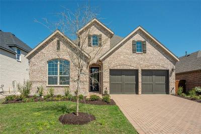 Prosper Single Family Home For Sale: 1610 Star Creek Drive