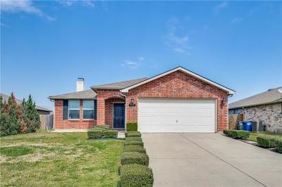 Little Elm Single Family Home For Sale: 1621 Fieldstone Drive