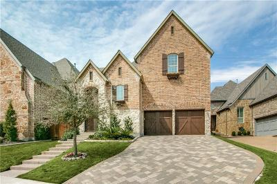 Lewisville Single Family Home Active Option Contract: 800 The Lakes Boulevard