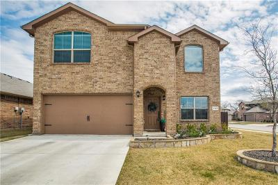 Azle Single Family Home For Sale: 1125 Emerald Leaf Drive