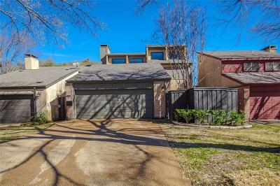 Dallas Single Family Home For Sale: 9807 Matchpoint Place