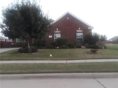 Forney Single Family Home For Sale: 2205 Milan Drive