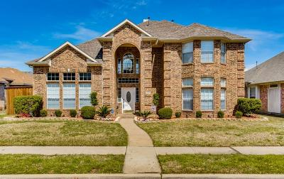 Plano Single Family Home For Sale: 4525 Reunion Drive