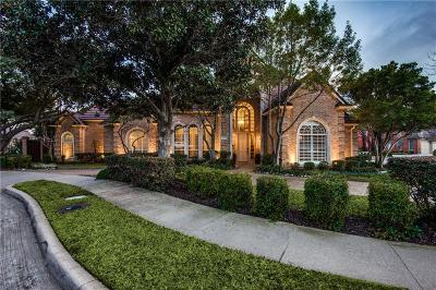 Frisco Single Family Home For Sale: 5 Sawgrass Court