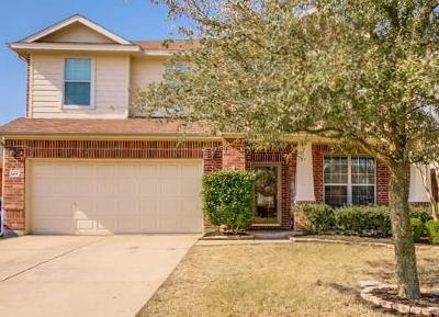 Forney TX Single Family Home For Sale: $298,000