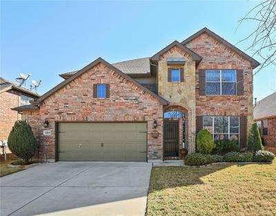 Fort Worth Single Family Home For Sale: 12820 Campolina Way