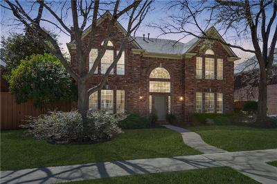 Plano Single Family Home For Sale: 1916 Uplands Drive