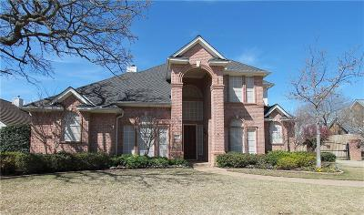 Arlington Single Family Home For Sale: 5102 Deerwood Park Drive