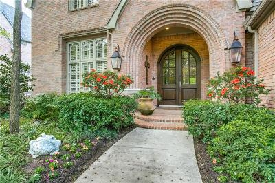 Coppell Single Family Home For Sale: 255 Stanton Court
