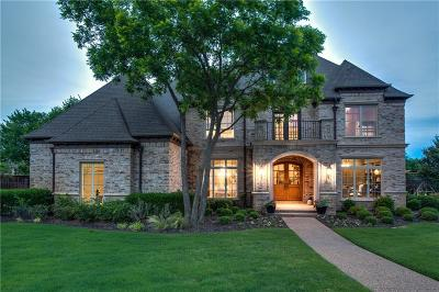 Southlake TX Single Family Home For Sale: $1,499,999