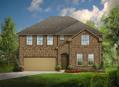 Forney Single Family Home For Sale: 2944 Montrose Trail