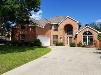 Allen Single Family Home For Sale: 506 Halyard Drive