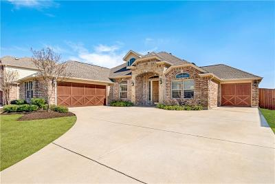 Prosper Single Family Home For Sale: 821 Salada Drive