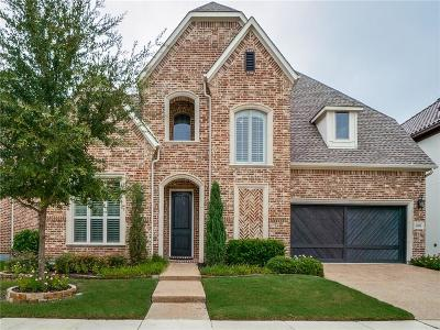 Garland Single Family Home Active Option Contract: 6606 Springwood Lane