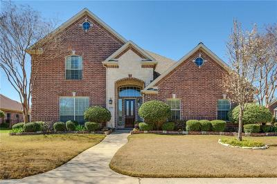 Rowlett Single Family Home Active Contingent: 8306 Bridgewater Drive