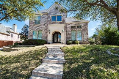 Denton County Single Family Home For Sale: 6500 Round Springs Lane