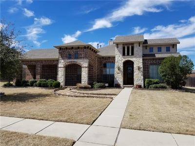 Haslet Single Family Home For Sale: 13781 Alterna Drive