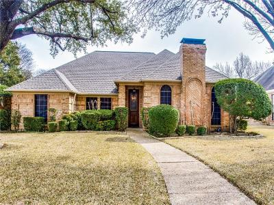 Desoto Single Family Home Active Option Contract: 616 Deer Creek Drive