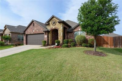 Aubrey Single Family Home For Sale: 8325 Spitfire Trail