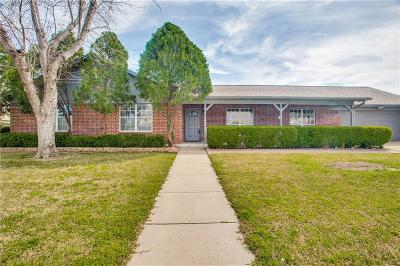 Richland Hills Single Family Home For Sale: 6500 Lavon Drive