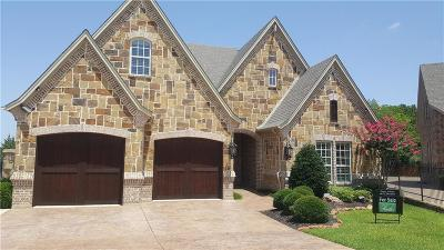 Colleyville Single Family Home Active Contingent: 6308 Brazos Court