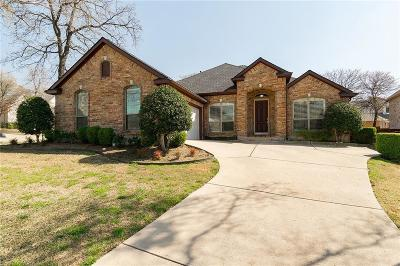 Denton County Single Family Home For Sale: 3401 Wimbledon Drive
