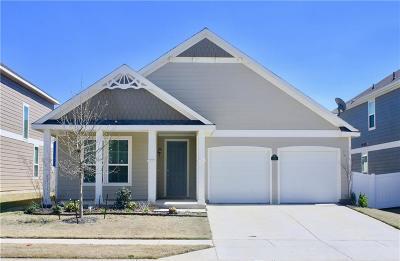 Aubrey Single Family Home For Sale: 6024 Hailey Court