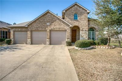 Forney TX Single Family Home For Sale: $289,900