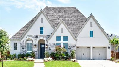 Prosper Single Family Home For Sale: 850 Star Meadow Drive