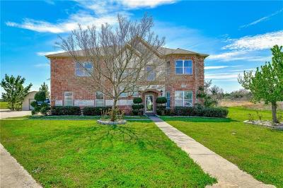 Terrell Single Family Home For Sale: 13101 Shadow Brook Court