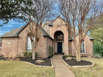 Trophy Club TX Single Family Home For Sale: $569,000
