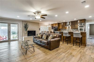 Single Family Home For Sale: 12507 Ruthdale Drive