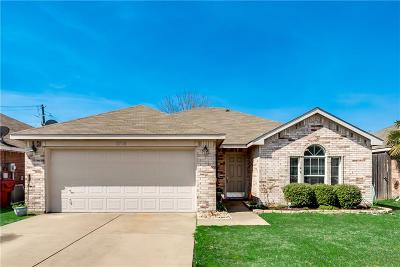Rockwall County Single Family Home Active Option Contract: 1713 Audrey Drive
