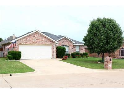 Parker County Single Family Home For Sale: 350 Howard Way Drive
