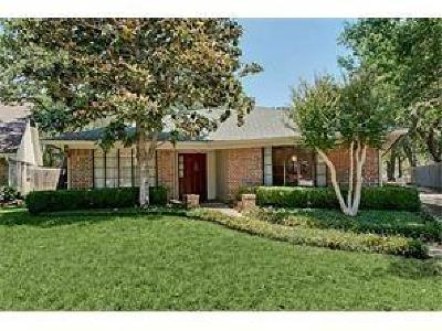 Irving Single Family Home For Sale: 1315 Quanah Street