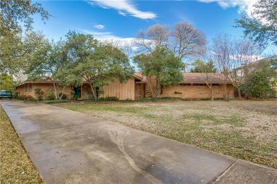 Dallas Single Family Home For Sale: 5105 Del Roy Drive