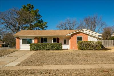 Garland Residential Lease For Lease: 417 W Vista Drive