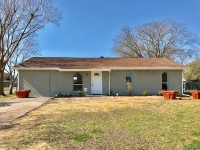 Garland Residential Lease For Lease: 3845 Newport Drive