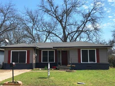 Cooke County Single Family Home For Sale: 714 Cunningham Street