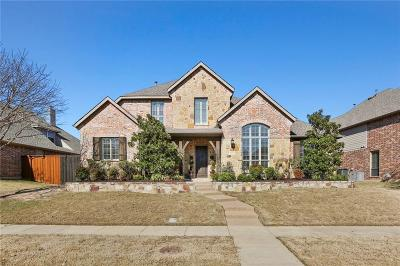 Garland Single Family Home For Sale: 1210 Kent Brown Road